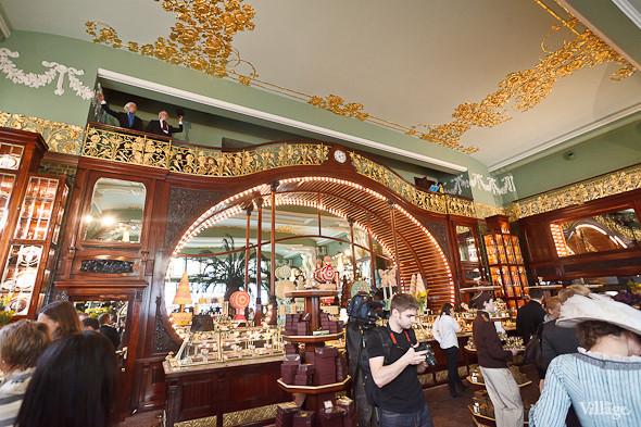 Фоторепортаж: Открытие отреставрированного «Елисеевского магазина». Изображение № 30.