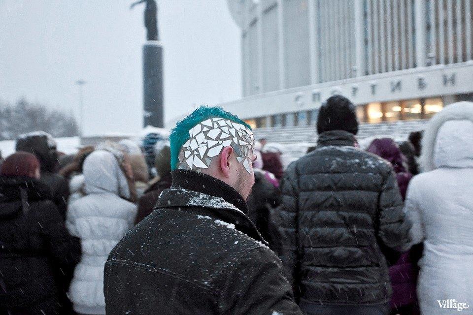 Люди в городе: Посетители концерта Lady Gaga в Москве и Петербурге. Изображение № 12.