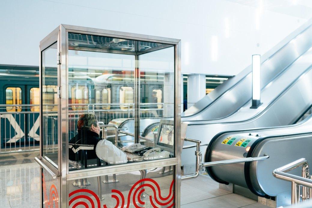 Как устроена новая станция метро «Румянцево». Изображение № 7.