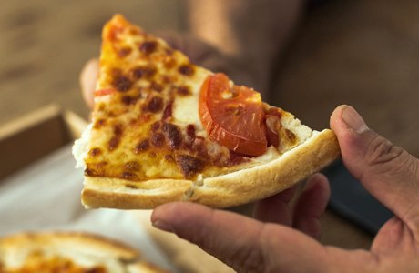 Впоисках лучшей пиццы «Маргарита» . Изображение № 5.