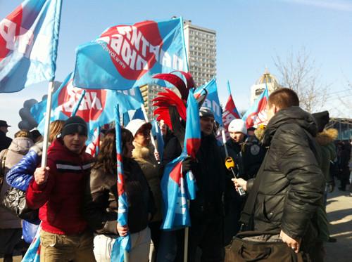 Онлайн-трансляция: Митинг на Новом Арбате. Изображение № 41.