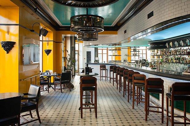 8новых и5обновлённых кафе, баров иресторанов февраля. Изображение № 1.