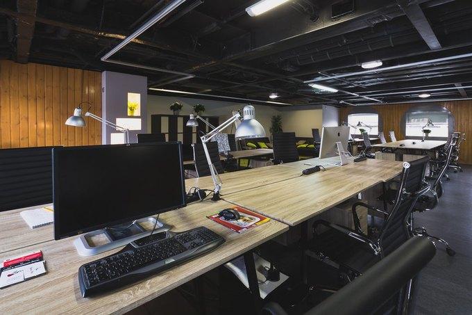 На корабле «Брюсов» открылся коворкинг Start Hub. Изображение № 2.