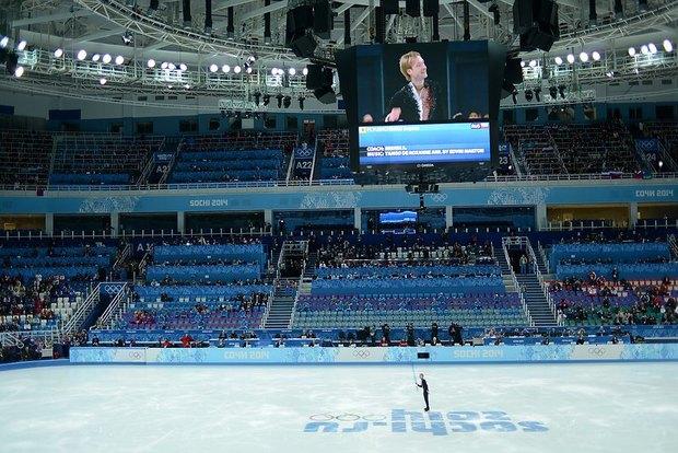 Куда люди смотрят: Что внутри Олимпийских стадионов. Изображение № 21.
