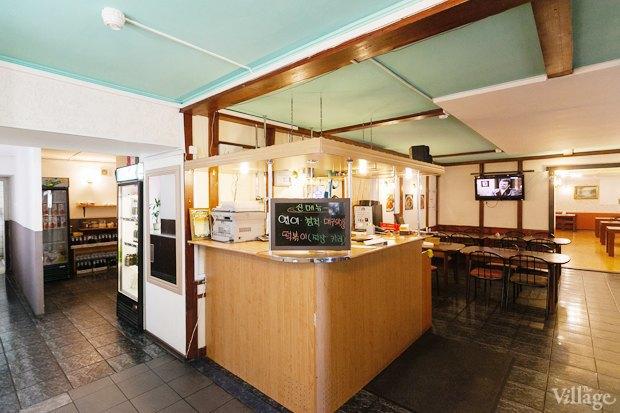 Все свои: Корейский ресторан на Лермонтовском проспекте. Изображение № 3.