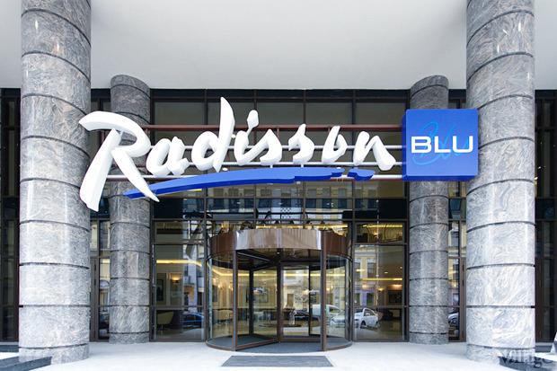 На Подоле открылся Radisson Blu Hotel. Зображення № 1.
