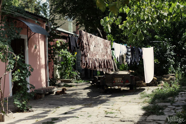 По ту сторону: Прогулка по одесским дворикам. Зображення № 35.