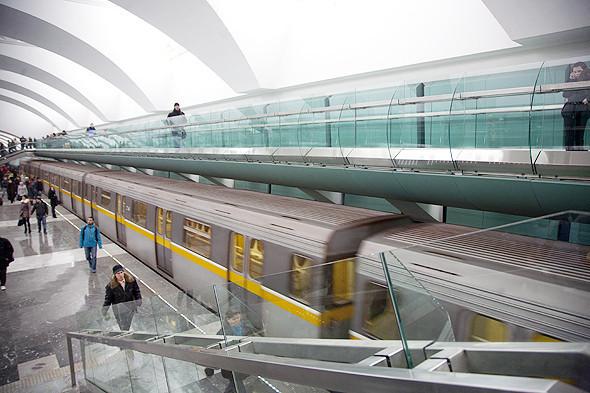 В Москве открылись три новые станции метро. Изображение № 10.