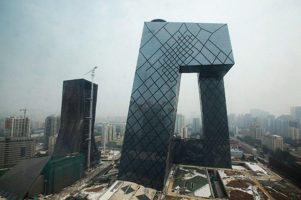 Hopes Tech: 15 самых эффектных небоскрёбов мира. Изображение № 43.
