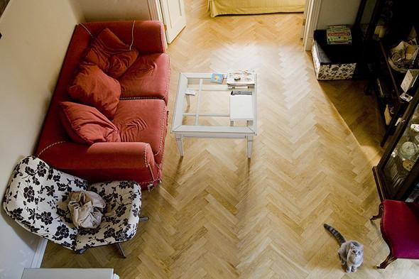Квартира на Садово-Кудринской улице. Изображение № 4.