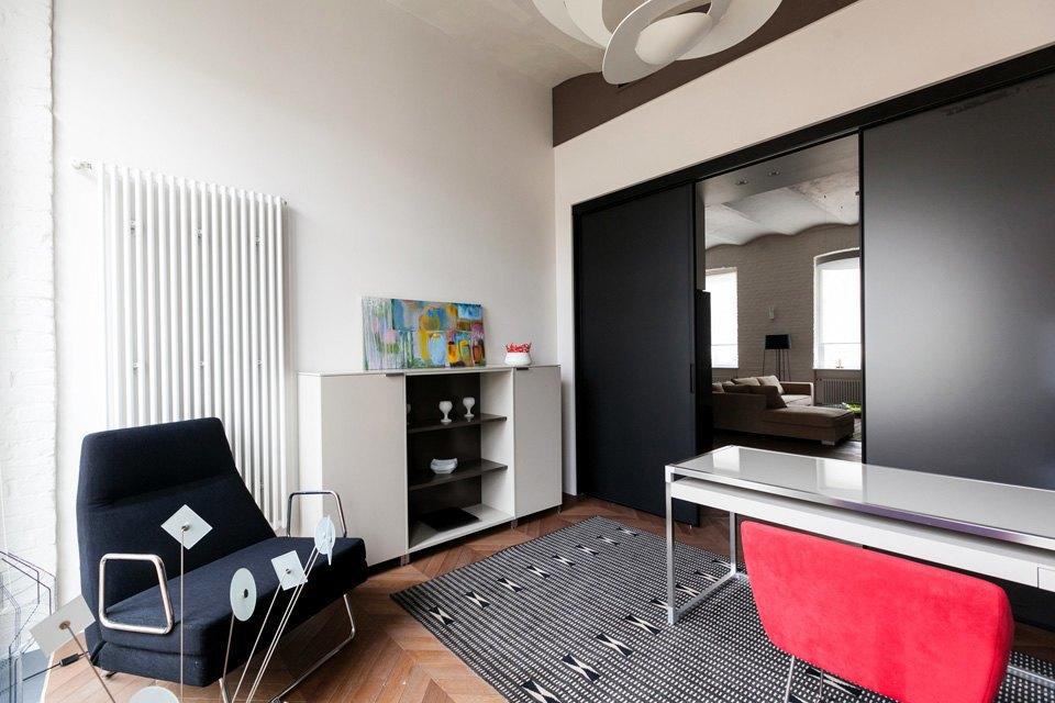 Квартира владельцев галереи Bulthaup наБольшой Конюшенной. Изображение № 13.
