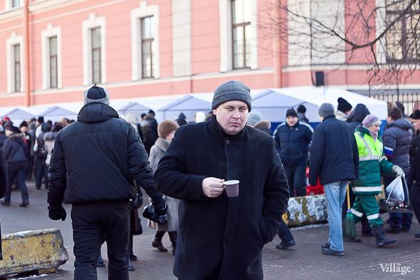 Фоторепортаж: Митинг в поддержку Путина в Петербурге. Изображение № 48.