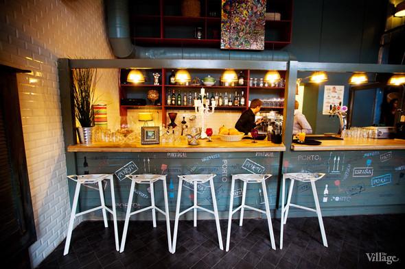Новое место: Ресторан Porto. Изображение № 2.