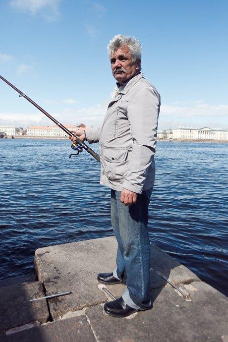 Люди в городе: Рыбаки Петербурга. Изображение № 19.
