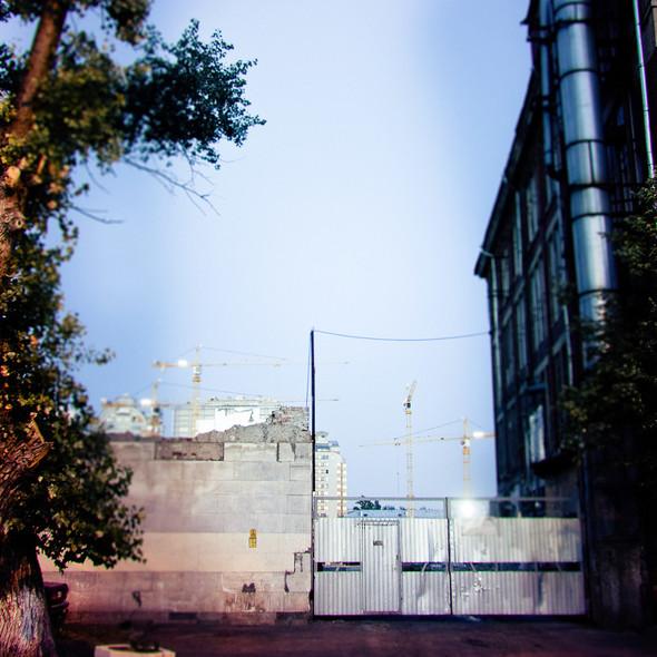 В зоне риска: Корпус фабрики на улице Усачёва. Изображение № 14.