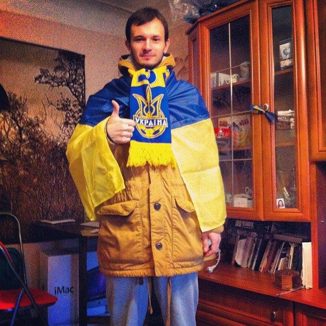 Митинг на Майдане в снимках Instagram. Изображение № 13.