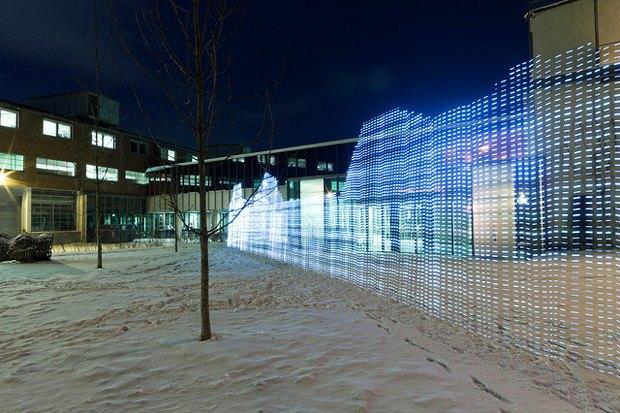 Иностранный опыт: Как световые инсталляции меняют жизнь городов. Изображение № 22.