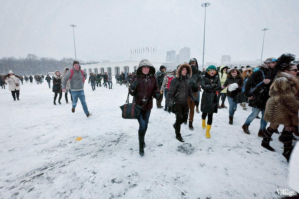 Люди в городе: Посетители концерта Lady Gaga в Москве и Петербурге. Изображение № 14.