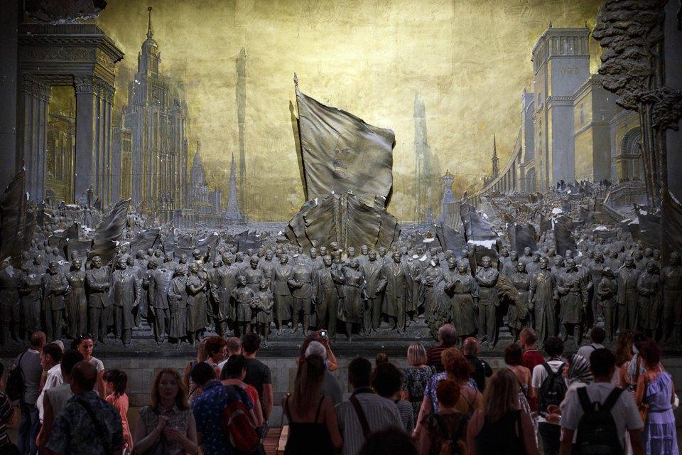 Как прошло празднование  75-летияВДНХ. Изображение № 15.