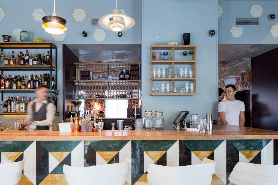 Ресторан-бар Lombard на Садовой . Изображение № 4.