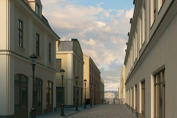 «Главстрой» продолжит реновацию Апраксина двора. Изображение № 2.