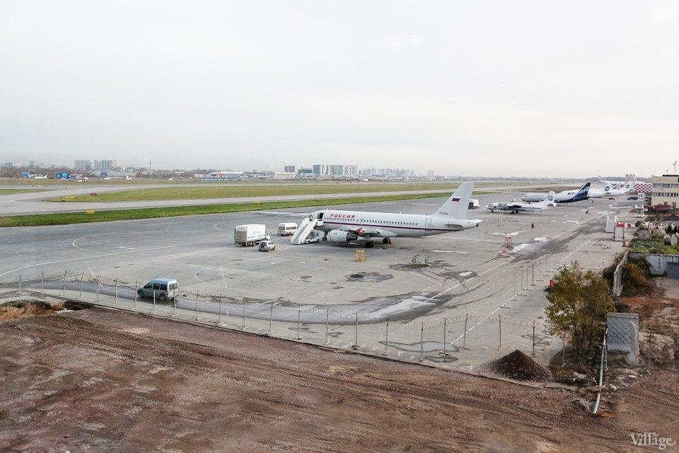 Тест The Village: Как работает новый терминал аэропорта Пулково. Изображение № 2.