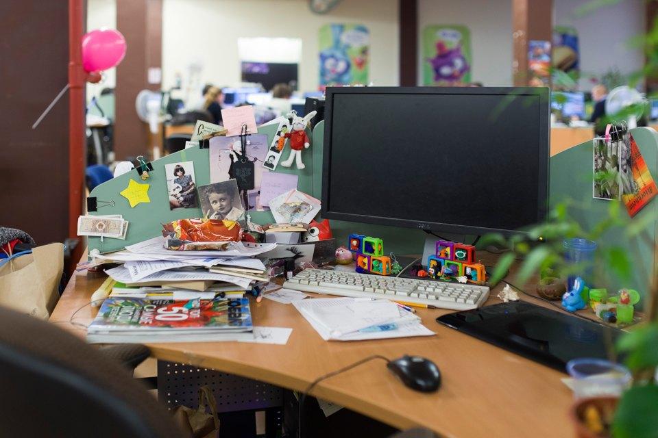 Как работают в офисе «Смешариков». Изображение № 18.