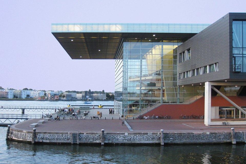 Остердокс, центр новой архитектуры Амстердама. Изображение № 6.