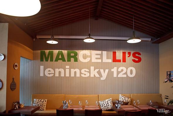Новое место (Петербург): Ресторан «Марчелли's». Изображение № 12.