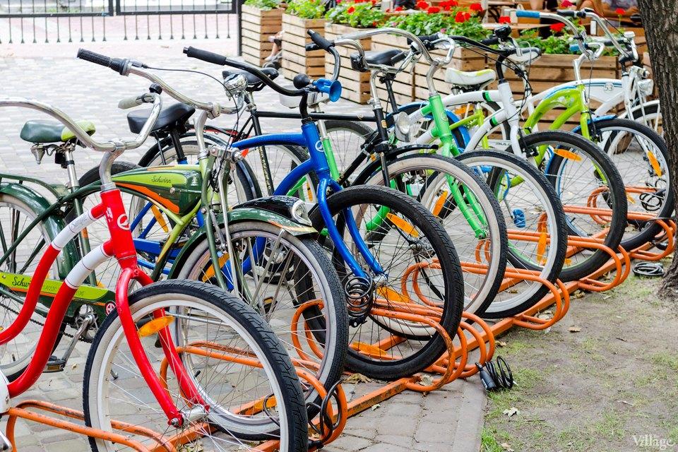 Сделано в Киеве: Велопрокат GreenGo Bike. Изображение №2.