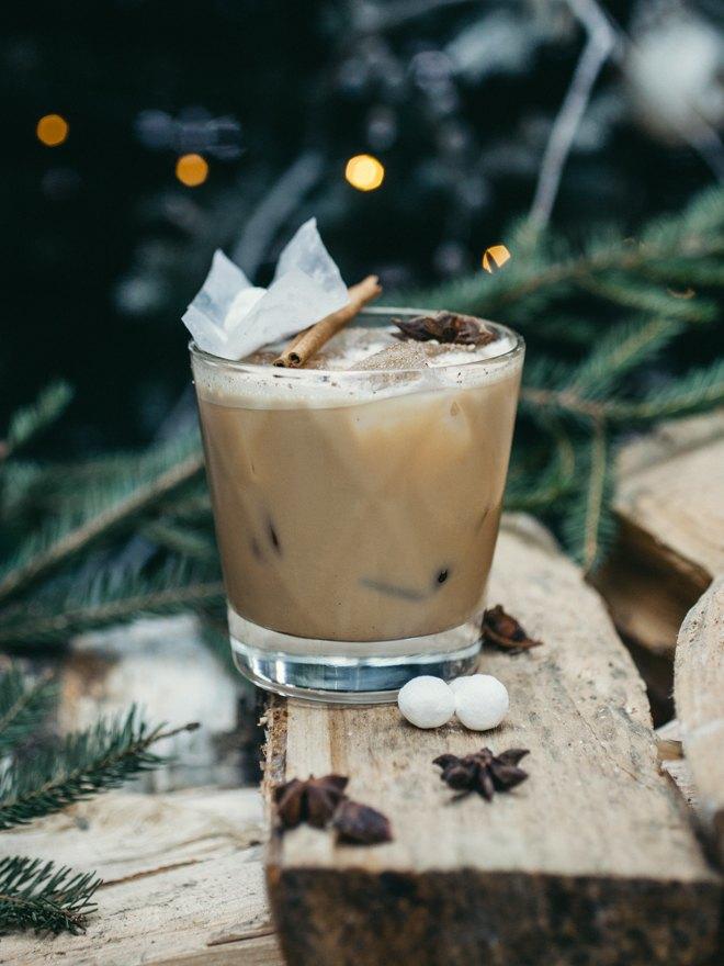 Три простых и быстрых коктейля для новогодней вечеринки. Изображение № 4.