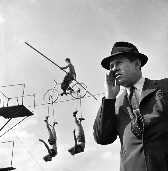 В Мультимедиа Арт Музее открылась выставка фотографий Стэнли Кубрика. Изображение № 14.