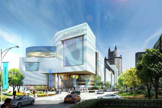 Торговые центры Москвы: 23 новых проекта. Изображение № 51.