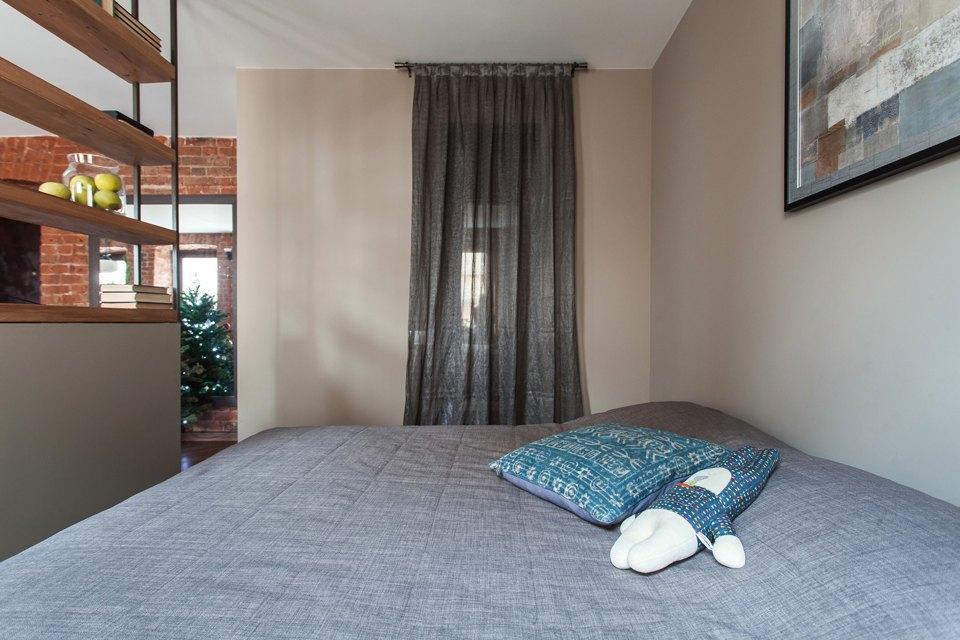 Квартира-студия длякраткосрочнойаренды наТрубной. Изображение № 20.
