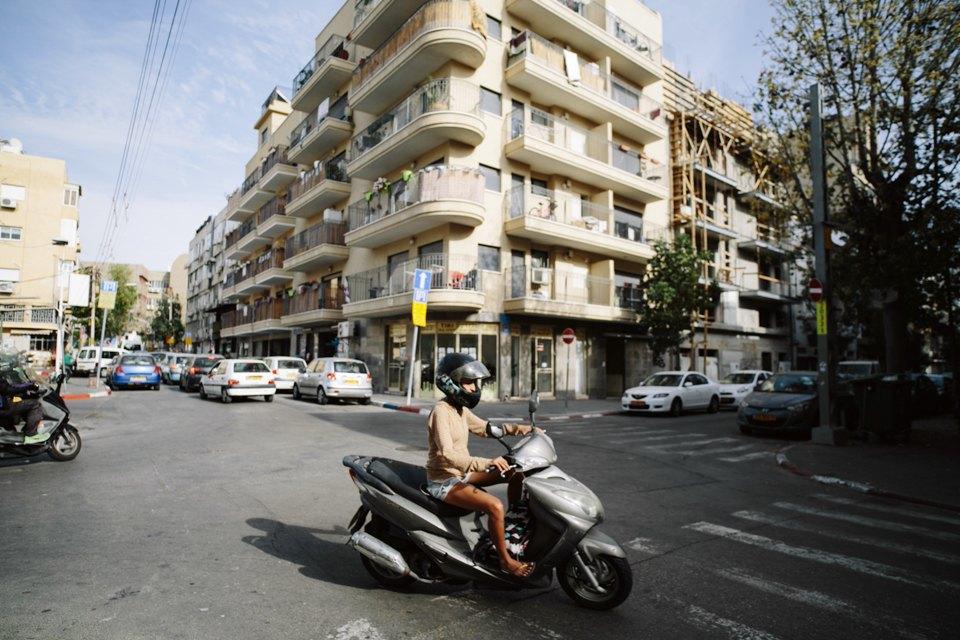 Флорентин, квартал баров ивечеринок в Тель-Авиве. Изображение № 4.