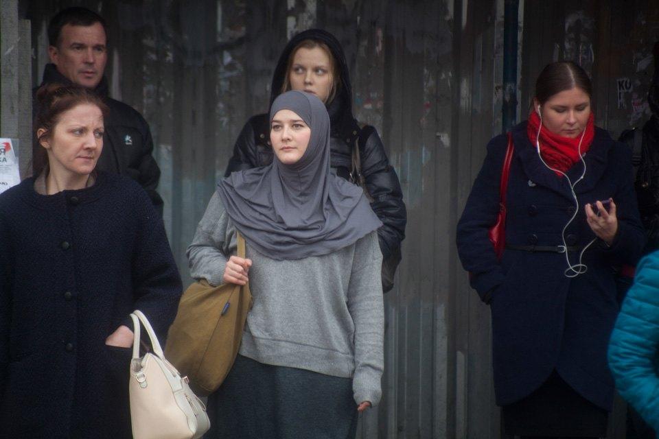 Как я неделю носила хиджаб в Москве. Изображение №2.