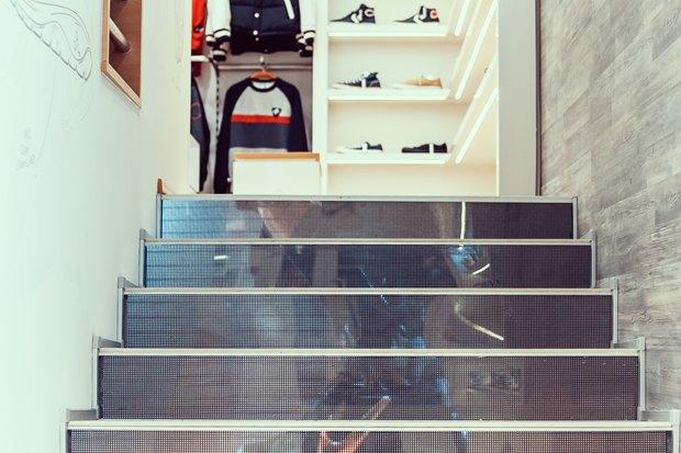 На Малой Садовой открылся магазин редких кроссовок . Изображение № 3.