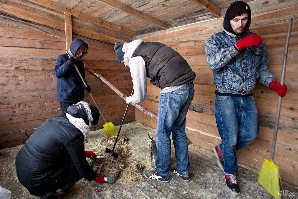 Люди в городе: Волонтёры вприюте длядиких животных. Изображение № 18.
