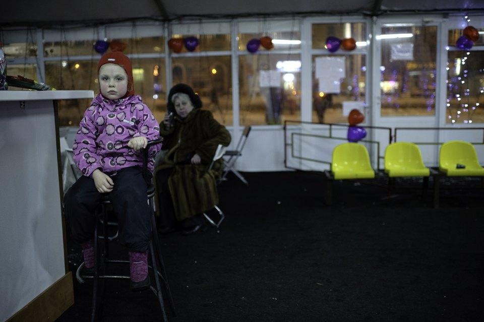 Камера наблюдения: Москва глазами Натальи Львовой. Изображение №3.