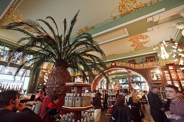 Фоторепортаж: Открытие отреставрированного «Елисеевского магазина». Изображение № 5.