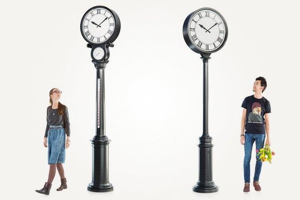 «Студия Лебедева» разработала дизайн городских часов. Изображение № 2.