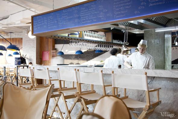 Новое место: Osteria numero Uno. Изображение № 9.