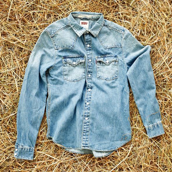 Вещи недели: 15 джинсовых рубашек. Изображение №4.