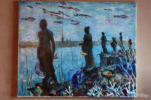 Офис недели (Петербург): Северо-западный рыбопромышленный консорциум. Изображение № 54.