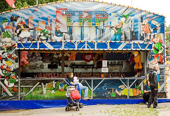 Карусель-карусель: 6 московских парков аттракционов. Изображение № 45.