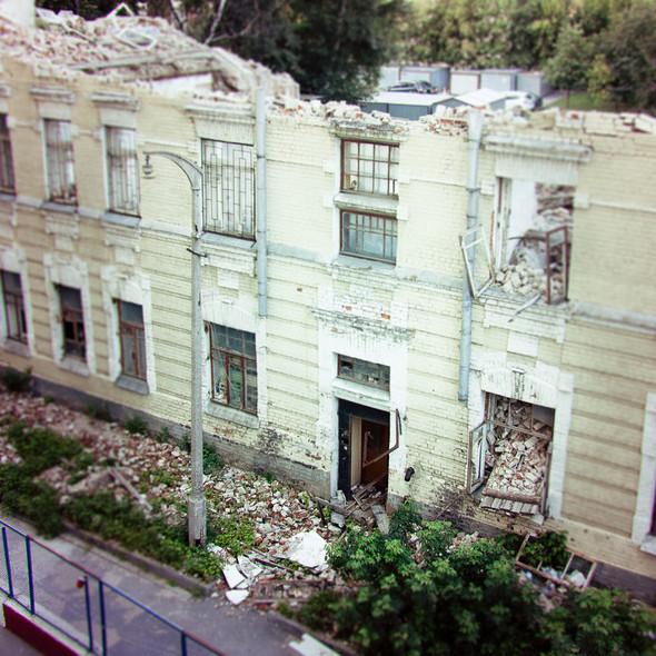 В зоне риска: доходный дом в 6-м Ростовском переулке. Изображение № 7.