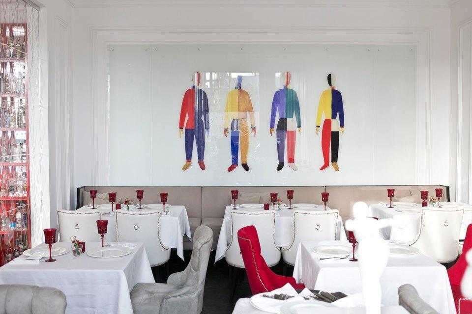 Ресторан «Dr.Живаго». Изображение № 5.
