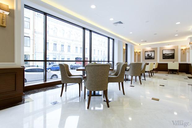 На Подоле открылся Radisson Blu Hotel. Зображення № 6.