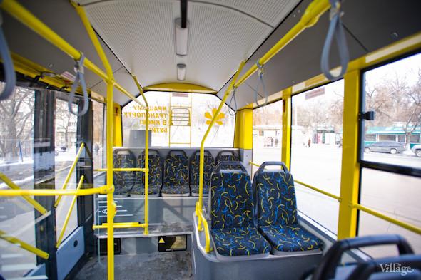 В Киеве запустили сто новых автобусов и троллейбусов. Изображение № 9.