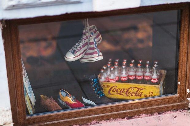 На Фурштатской открылся магазин обуви американских марок The Bootleggers. Изображение № 4.